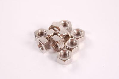 Hex-nuts M6 10pc