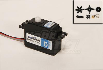 D26010 26g / 2.4kg / .08sec Digital High Speed Servo