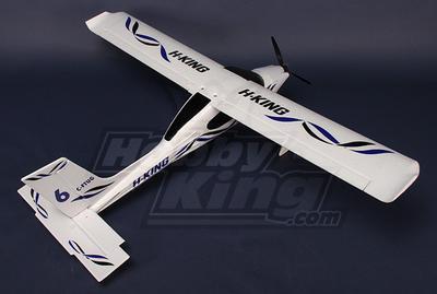 Wilga-2000 R/C Airplane w/ESC, Motor, Servo and Floats Plug
