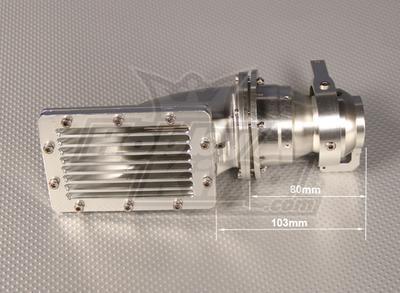CNC Precision Jet Boat Drive - X-Large | RCMS Review