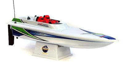 Super Cyclone Electric RC Boat 1:16 scale RTR