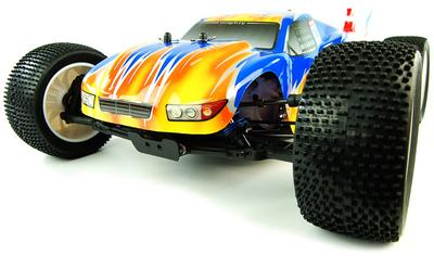 Mighty 1/8th Scale Nitro Powered Pro Rc Truggy