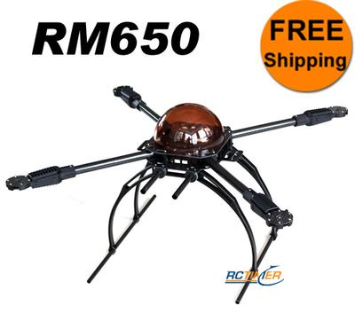 X650 Carbon Fiber Quadcopter Frame 650mm