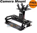 CM102 2-Axis Carbon Fiber Camera Gimbal Mount