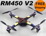 Black Quadrotor SM450 V2 2830&30A Combined