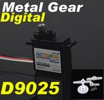 Rctimer D9025MG Digital Metal Gear Servo 2.5kg / 13g / 0.09sec