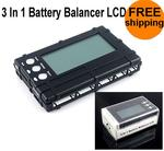 3 in 1 Battery Balancer LCD