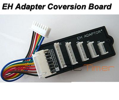 EH Adapter Coversion Board W/ Polyquest Charger Plug RC8300