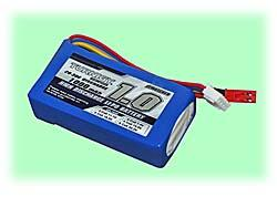 LiPO Battery - 11.1VDC (3-Cell) / 1000mAH