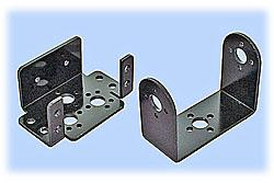 Heavy Duty Pan & Tilt Brackets with Bearing