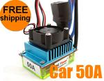 RC Car ESC 50A Brushless Motor Speed Controller