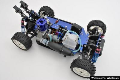1/10 RC GP 4WD .15 Engine RTR Off-Road Racing Buggy