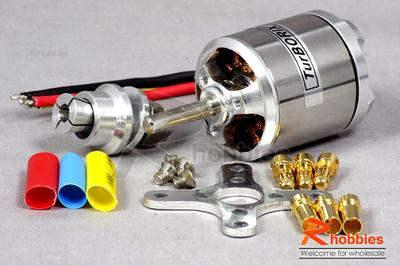 Turborix RC Plane 1000kv (rpm/v) D2836 800-1000g Outrunner