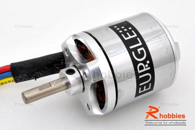Eurgle RC Plane / Helicopter 1000kv (rpm/v) D2836 Outrunner BL Brushless  Motor