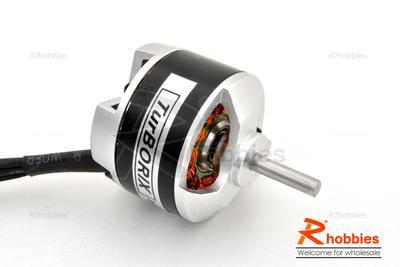 Turborix RC Plane DM2210 1400kv (rpm/v) BL Brushless Motor   RCMS