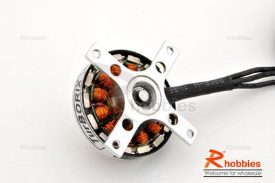 Turborix RC Plane DM2203 1400kv (rpm/v) Outrunner BL Brushless Motor