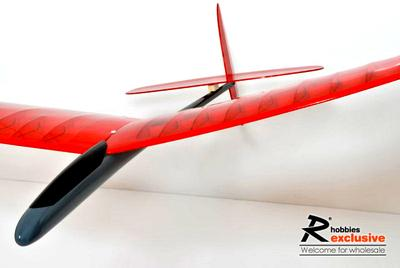 2 Channel RC EP 1.2M E-385 DLG II Thermo Glider