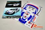 RC Car Body Epson 2010 HSV-010 GT Self Adhesive Decal (1pc)
