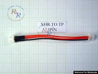 Lipo Lithium Polymer Battery XHR to Thunder Power Adaptor Connector