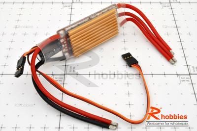 Turborix Advance 40A Brushless Motor ESC Electronic Speed