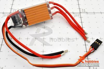 Turborix Advance 30A Brushless Motor ESC Electronic Speed