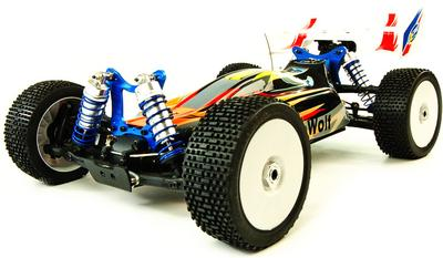 Werewolf 1/8 Brushless Electric RC Buggy - PRO Version