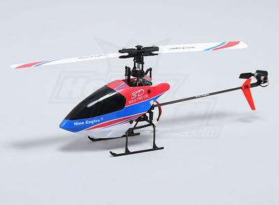 Solo PRO 100 3G Flybarless 3D Micro Helicopter (AUS plug) (RTF)
