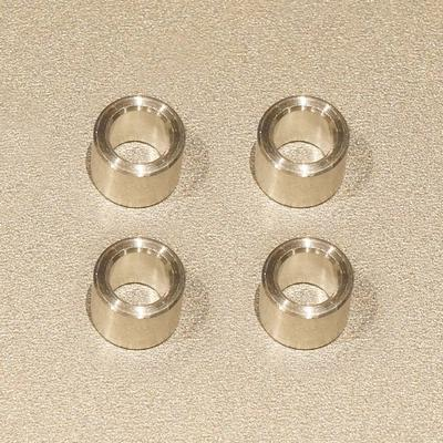 Reducers for Graupner Props 8mm to 5mm (4pcs)