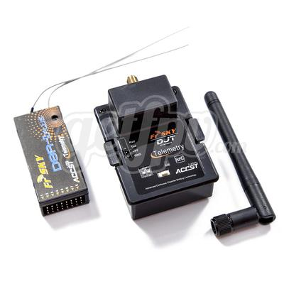 FrSky DJ 2.4Ghz Combo Pack for JR w/ Module & RX