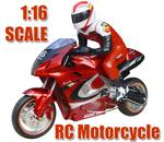 1:16 Scale Racing RC Motorbike