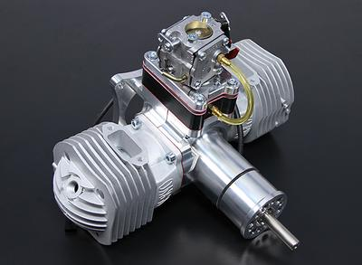 JC120 EVO Gas engine w/CD-Ignition 120cc/12.5hp @ 8,000rpm