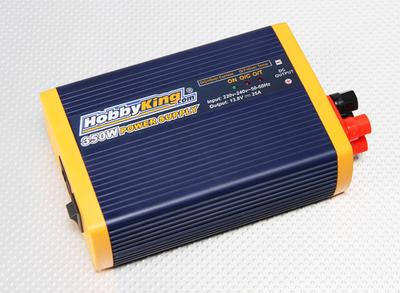 HobbyKing 350w 25A Power Supply (220v~240v)