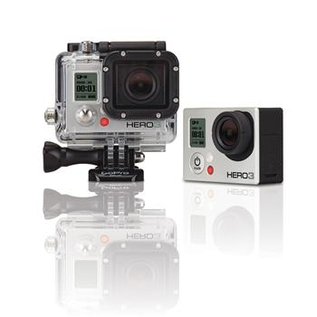 GoPro HD HERO3: Silver Edition GPOCHDHN-301