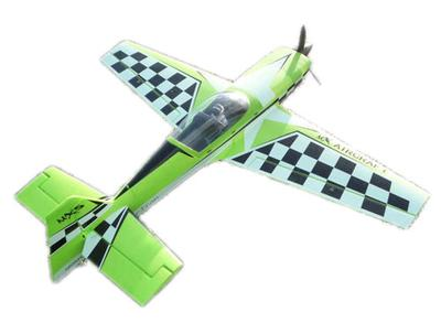 Large Scale MX2 Green RC Plane PNP Version