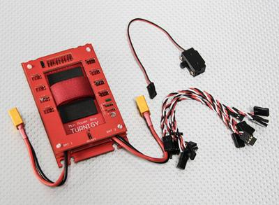 Turnigy Min Power Distributor (RED)