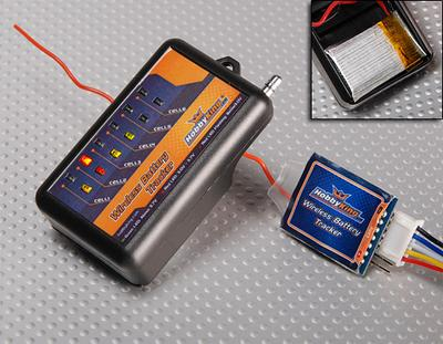 Hobbyking Wireless Battery Tracker w/ Free Battery 869.5Mhz