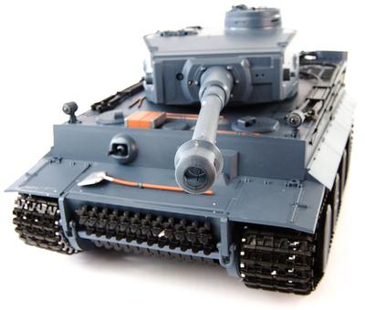 1/16 Tiger I RC Tank With Smoke And Sound