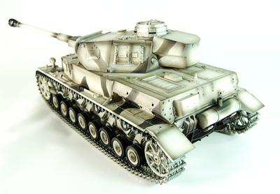 Taigen Advanced RC Tanks- Panzer IV