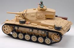 1/16 Tauchpanzer RC Tank With Smoke And Sound