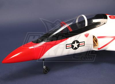 BAE Hawk - Red Arrow 70mm EDF Jet kit - White (EPO)