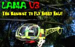 Esky Lama V3 4CH Twin Blade RC Helicopter
