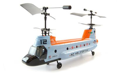 Esky Chinook 4CH RC Helicopter - 2.4GHz