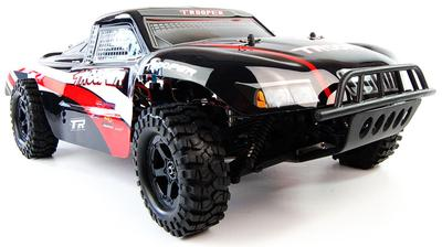 Trooper 1:9 Scale Brushless Radio Controlled Short Course Truck