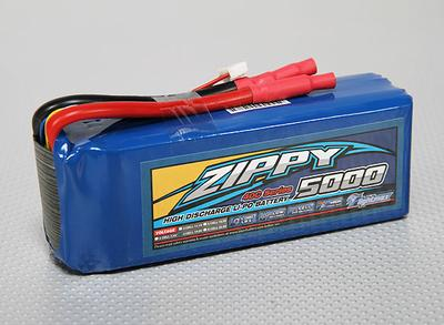 ZIPPY Flightmax 5000mAh 4S1P 40C