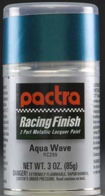 Pactra RC Aqua Wave Spray Paint 3oz PACRC299
