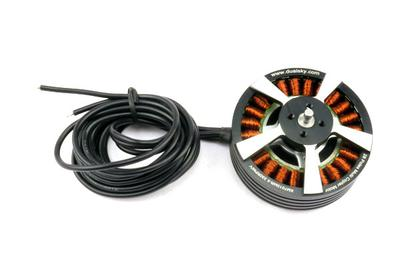 Dualsky XM7015MR-5 330KV Outrunner Brushless Disk Type Motor for  Large Scale Multi-rotor