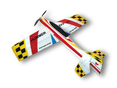 RED EAGLE HUMMER EPP 1000mm  Electric  Airplane Kit