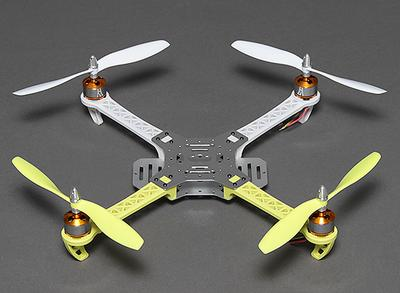 ST360 Quadcopter Frame w/Motors and Propellers 360mm