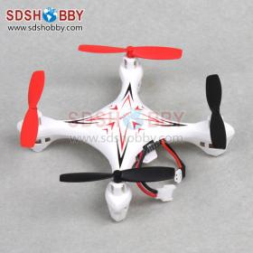 Mini Fairy Quadcopter/ Four-axle Multicopter/Flyer RTF with 2.4GHz Radio Control with LCD Screen & LiPo Battery