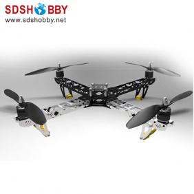 ST450 Four-axis Flyer/Quadcopter ARF with Frame +Motor +ESC +Controller +Prop